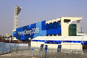 Venue Capacity for PyeongChang 2018
