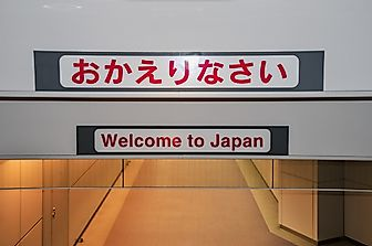 Is Japan A Country?