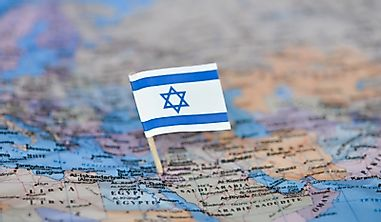 Is Israel Located In The Middle East?