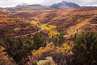 US National Forests of Colorado