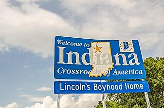 When Was The US State Of Indiana Founded?