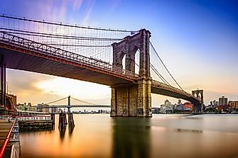 When Was the Brooklyn Bridge Built?