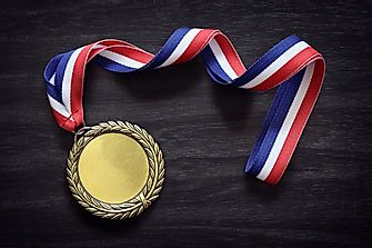 Are Olympic Gold Medals Really Made Out of Gold?