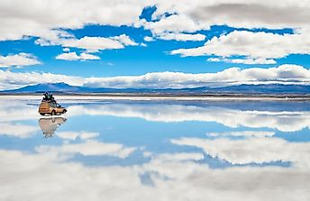 Salt Flats of the World