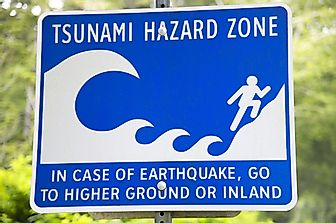 What Is An Earthquake Tsunami?