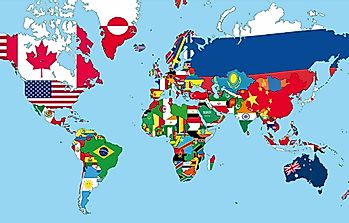 How Many Of These Flags Of The World Can You Identify?