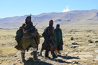 The Culture Of Lesotho
