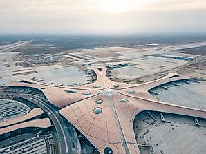 The 10 Biggest Airports In The World