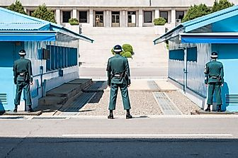 What is the Korean Demilitarized Zone (DMZ)?