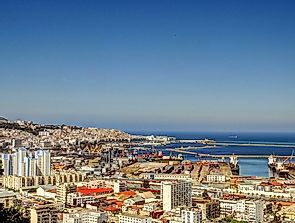 What Is The Capital Of Algeria?