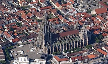Awe-Inspiring Wonders: The Tallest Church Buildings In The World