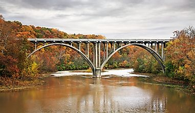 The 10 Longest Rivers in Ohio
