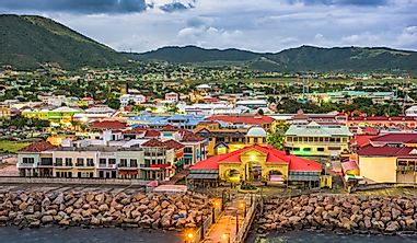 The Culture Of Saint Kitts And Nevis