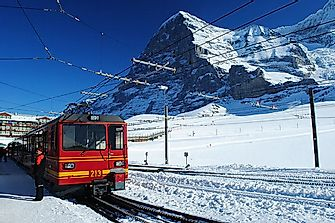 The Highest Railways In Europe