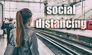What Does Social Distancing Mean?
