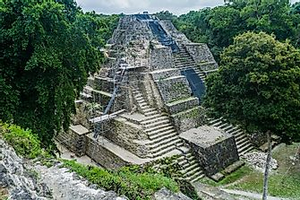 The Mayan Ruins Of Guatemala