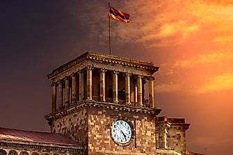 What Do the Colors and Symbols of the Flag of Armenia Mean?