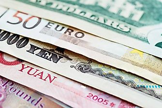 The World's 10 Most Traded Currencies