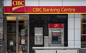 Where Is The Canadian Imperial Bank Of Commerce Headquartered?