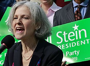 Who Is Jill Stein? 2016 U.S. Presidential Candidate
