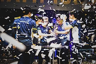 10 Best Esports Teams In The World