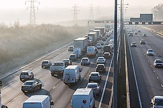 11 ​UK Cities With The Worst Traffic