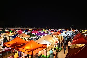 10 of the World's Greatest Night Markets