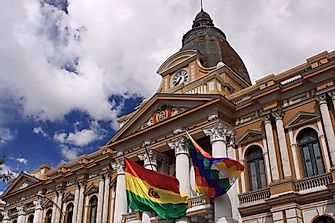 When Did Bolivia Become A Democracy?