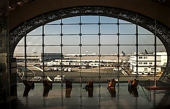 The Busiest Airports In France