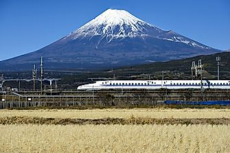 How Did the Shinkansen or the Bullet Train Transform Japan?