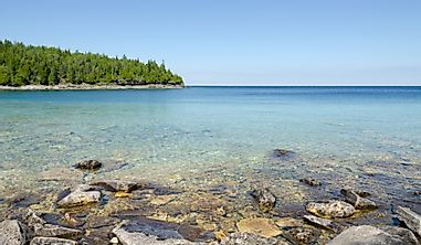 What Are The Primary Inflows And Outflows Of Lake Huron?