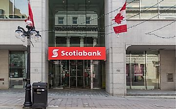 Where Is The Headquarters Of The Bank of Nova Scotia Located?