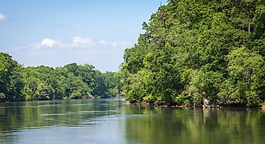 The 10 Longest Rivers in Georgia