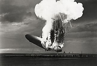 5 Facts You Didn't Know About The Hindenburg Disaster