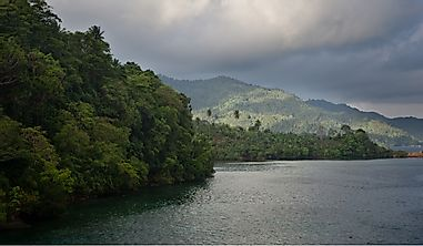 Where Is The Lembeh Strait?