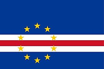 What Do The Colors And Symbols Of The Flag Of Cabo Verde Mean?