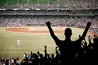 The World's Biggest Baseball Parks