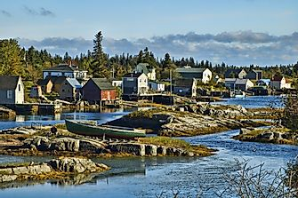 Lunenburg: A UNESCO World Heritage Site In Canada