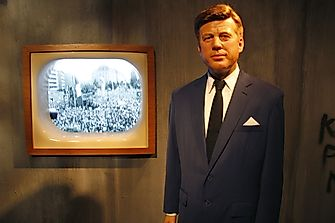 President John F. Kennedy - People Throughout History