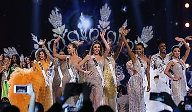 The Countries With The Most Miss Universe Winners