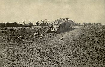 What Was the Battle of Cambrai?