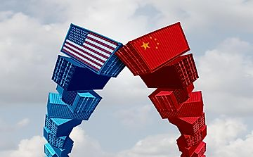 How Do American Tariffs On China Impact Supply Chains?