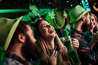 Does Europe Celebrate Saint Patrick's Day?