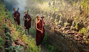 The Culture Of Myanmar