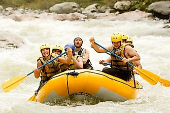 The Most Adventurous White-water Rafting Destinations In The US