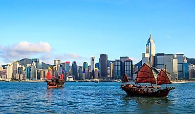 What Are The Major Natural Resources Of Hong Kong?