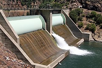 The Tallest Dams in the United States