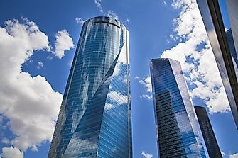The Tallest Buildings in Spain