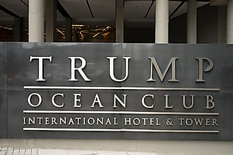 Trump Properties Located Outside of the United States