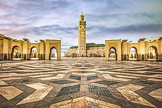 The 10 Tallest Mosques In The World